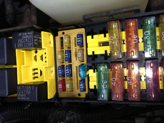 1999 Jeep Cherokee Fuse Box Wiring Diagram Fuel Pump Fuse Blows When Shifted In Reverse Jeep