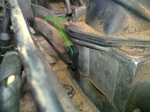 Broken MAP Sensor vacuum line?  Jeep Cherokee Forum