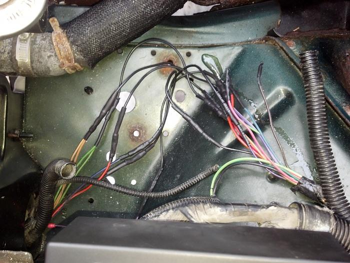 2001 Jeep Xj Wiring Harness
