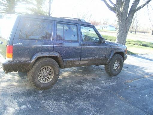 15 10 X 5 Jeep 31 Xj X