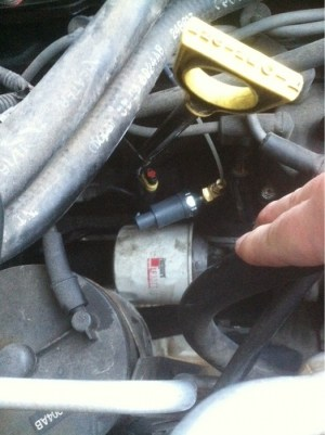 Oil Pressure Sender  Jeep Cherokee Forum