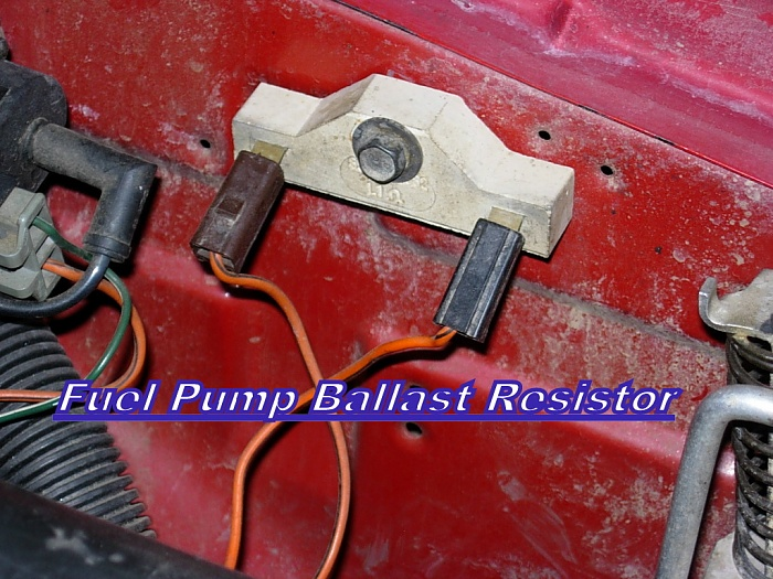 1990 Ford F150 Fuel Pump Problems Electrical Problem 1990 Ford