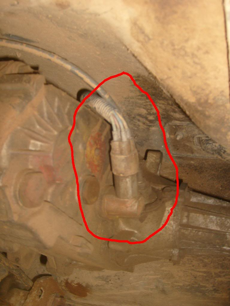 hight resolution of oil change fixes always on part time indicator problem 1990 transfercase jpg