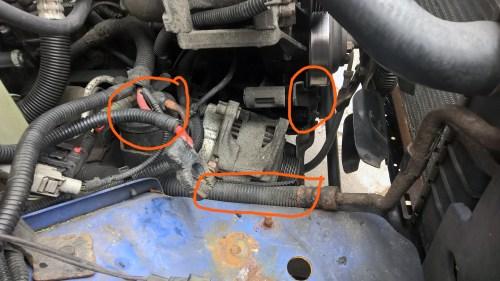 small resolution of 96 alternator removal issues jeep cherokee forum96 alternator removal issues alt1 jpg