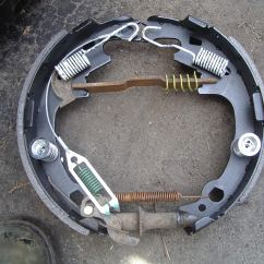2000 Ford Ranger Rear Brake Diagram Mercury Outboard Parts Online Can 39t Get The Drum Back On Jeep Cherokee Forum