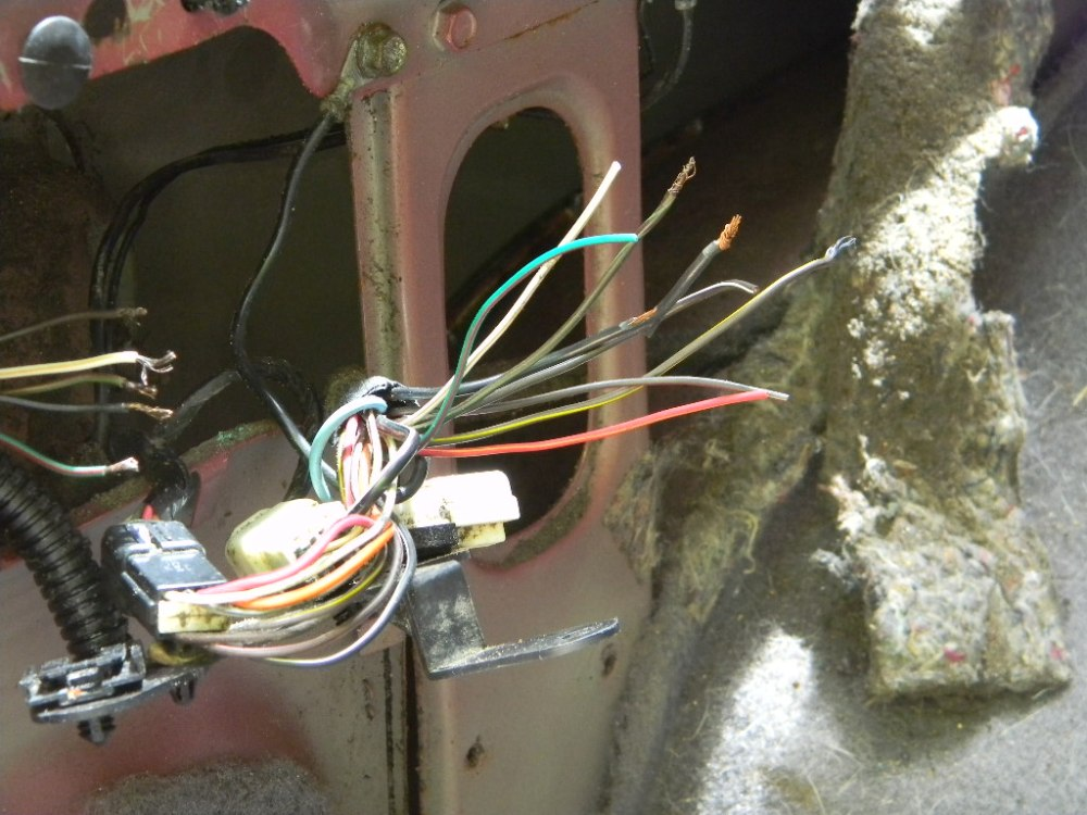 medium resolution of 1998 sport wire harness pin connectors amp