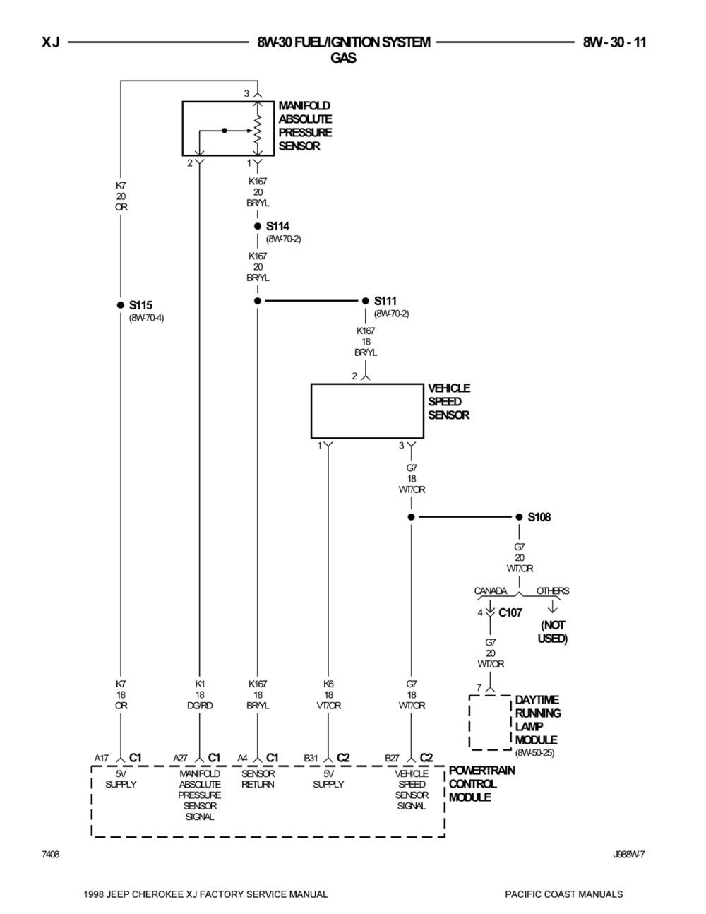 medium resolution of speed sensor wiring diagram wiring diagram repair guidesplease help cherokee 1998 automatic 2wd speed sensor