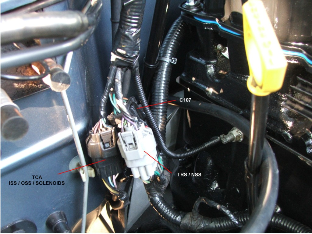 2008 Jeep Wrangler Radio Wiring Harness Aw4 P0753 Issue Heat Related Jeep Cherokee Forum