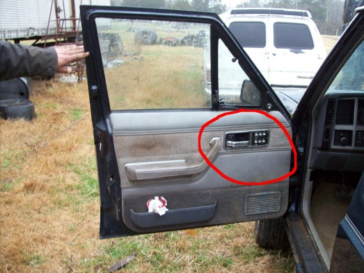 1989 Jeep Cherokee Getting Power At The Ignition Switch
