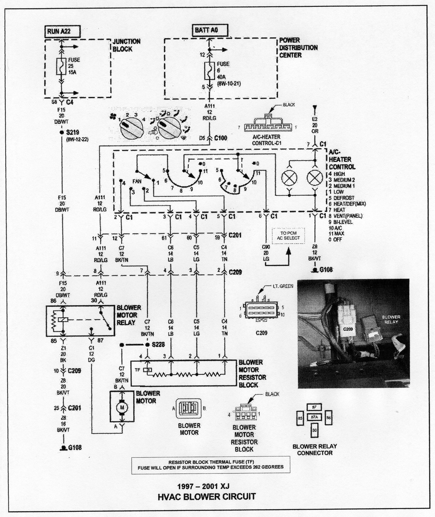 hight resolution of here s a schematic of the blower circuit name blower rev 1 jpg views 250 size 563 7