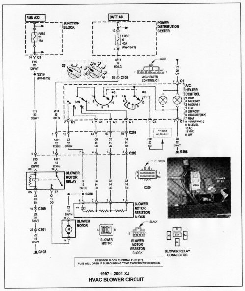 small resolution of here s a schematic of the blower circuit name blower rev 1 jpg views 250 size 563 7