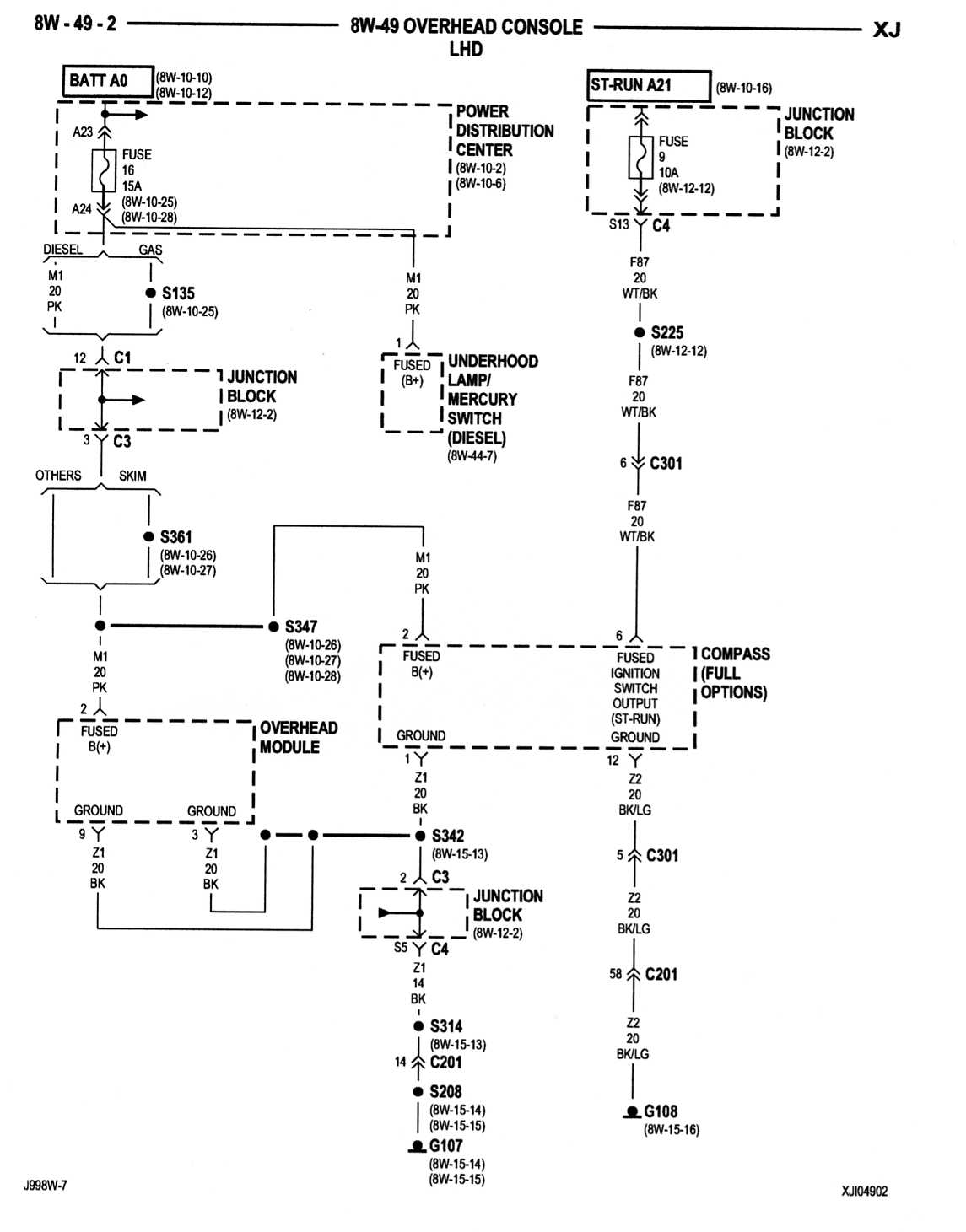 jeep xj wiring diagrams pride mobility scooter diagram cherokee keyless entry auto