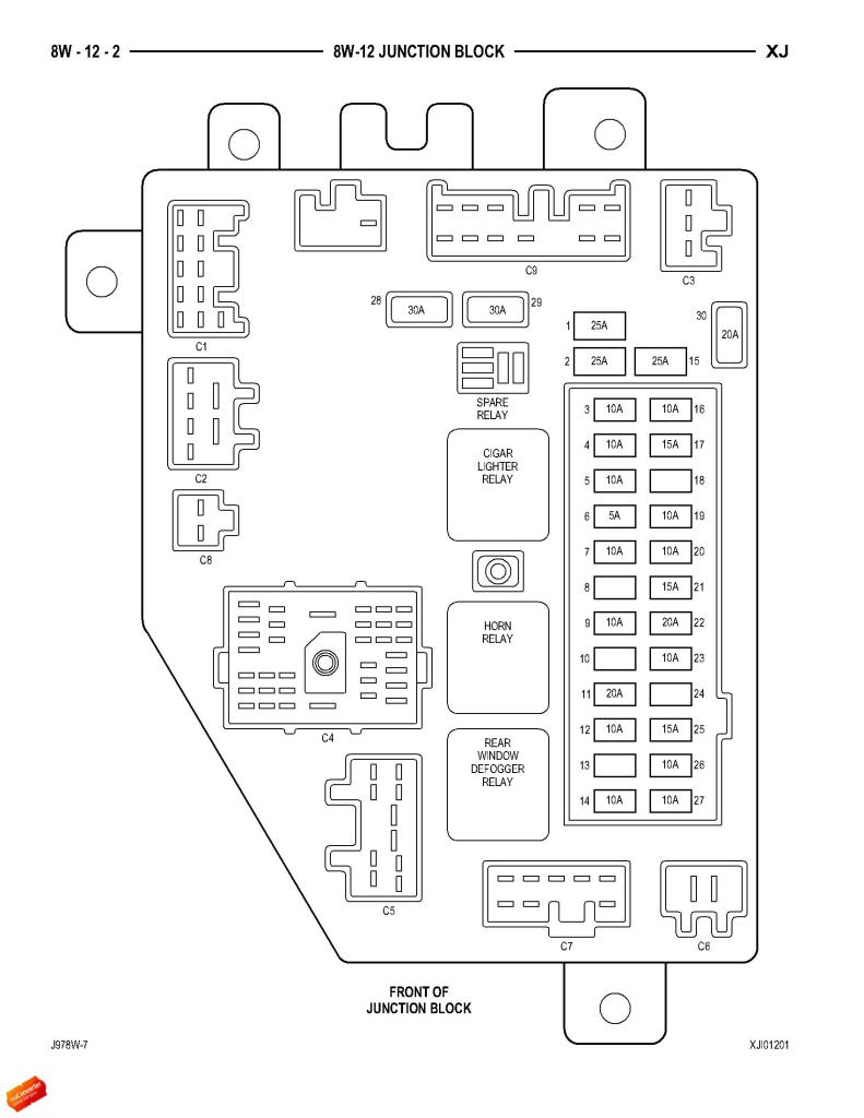 hight resolution of power seat fuse jeep cherokee forum power seat fuse diagram