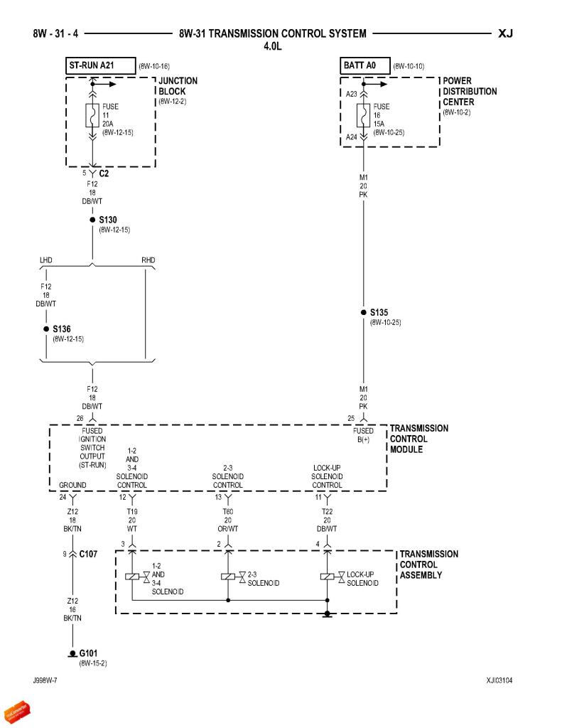 medium resolution of 01 grand cherokee fuse diagram