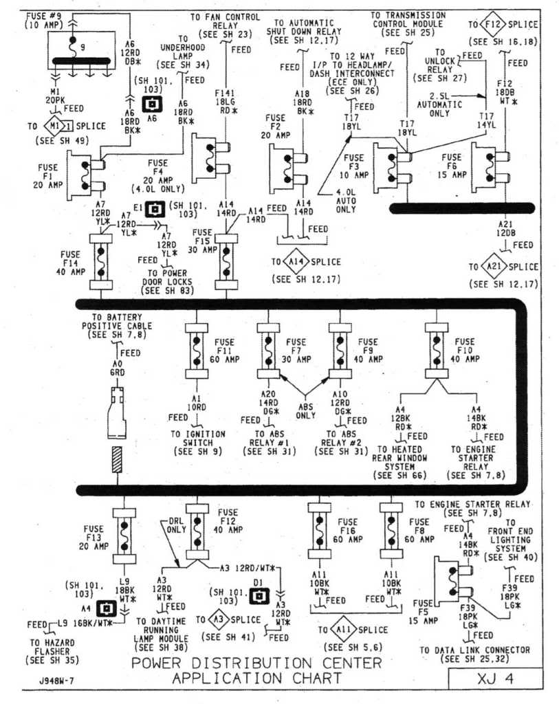 2012 Jeep Grand Cherokee Iod Wiring Diagram. Jeep. Auto