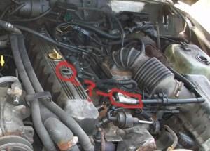 87 Wagoneer Ltd Missing vacuum hose?  Jeep Cherokee Forum