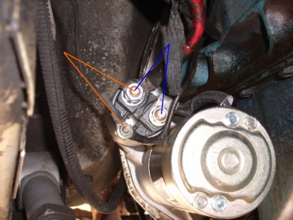 2001 Dodge Caravan Sport Fuse Box Location Starter Solenoid Issues Jeep Cherokee Forum