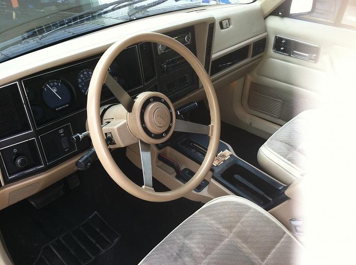 89 Cherokee Pioneer Jeep Cherokee Forum