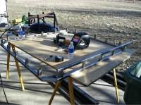 Square tube roof rack - Jeep Cherokee Forum