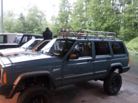 EMT Conduit Roof Rack Build - Page 3 - Jeep Cherokee Forum