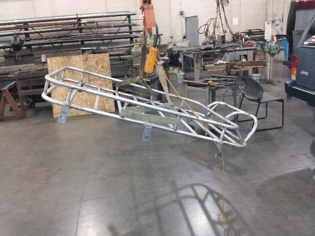 EMT Conduit Roof Rack Build