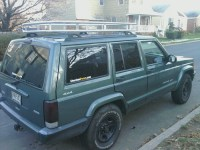 home brew EMT roof rack - Page 5 - Jeep Cherokee Forum