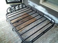 EMT Conduit Roof Rack Build - Page 4 - Jeep Cherokee Forum