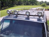 Homemade Jeep Roof Rack - Bing images