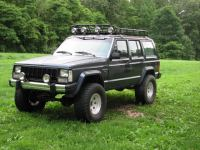 Homemade Roof Rack - Pirate XJ - Page 3 - Jeep Cherokee Forum