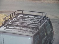 I joined the EMT roof rack band wagon... - Jeep Cherokee Forum
