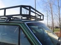 Square Tubing Roof Rack - Jeep Cherokee Forum
