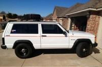 Roof rack shovel and axe mount? - Jeep Cherokee Forum