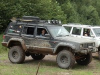 roof rack or tire carrier? - Jeep Cherokee Forum
