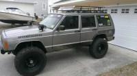 Jeep Cherokee Xj Roof Rack With Lights