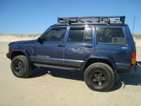 Best Size Roof Rack?? - Jeep Cherokee Forum