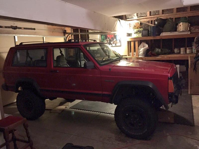 jeep xj mods jeep
