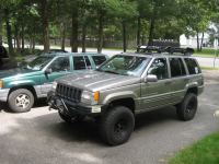 rola roof basket? anyone got one? - Jeep Cherokee Forum
