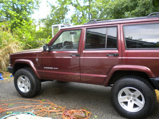 Cherokee Lift Kit And Tires