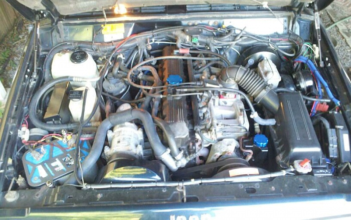92 Jeep Cherokee Wiring Diagram Let S See Them Engine Bays Pics Page 2 Jeep Cherokee