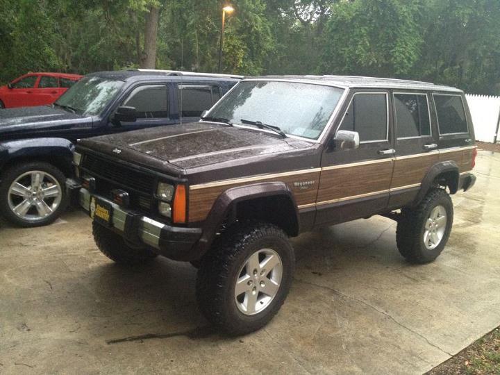 1987 Jeep Cherokee Wagoneer Xj 4 0l Renix Engine Control 1987 Jeep