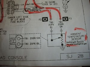 Temperature sensor wiring?  Jeep Cherokee Forum