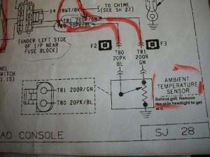 Temperature sensor wiring?  Jeep Cherokee Forum