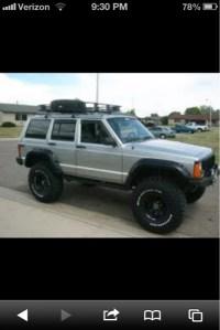Roof rack dimensions. - Jeep Cherokee Forum
