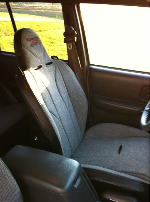 Drivers seat broke Whats a good aftermarket upgrade  Jeep Cherokee Forum