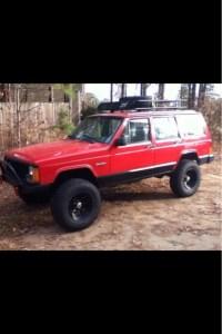 Rage Roof Rack? - Jeep Cherokee Forum