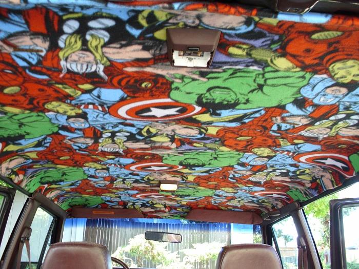 Jeep Xj Interior
