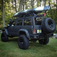 Whats In Your Roof Rack?!?!?!?!?! - Jeep Cherokee Forum