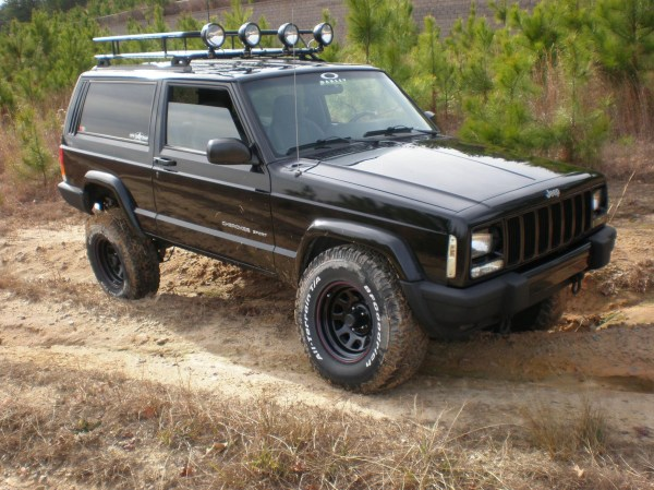 31s 3 Lift Jeep - Year of Clean Water