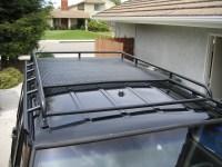 adjustable roof rack mounts