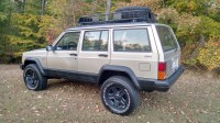 Arksen Roof Rack - Jeep Cherokee Forum